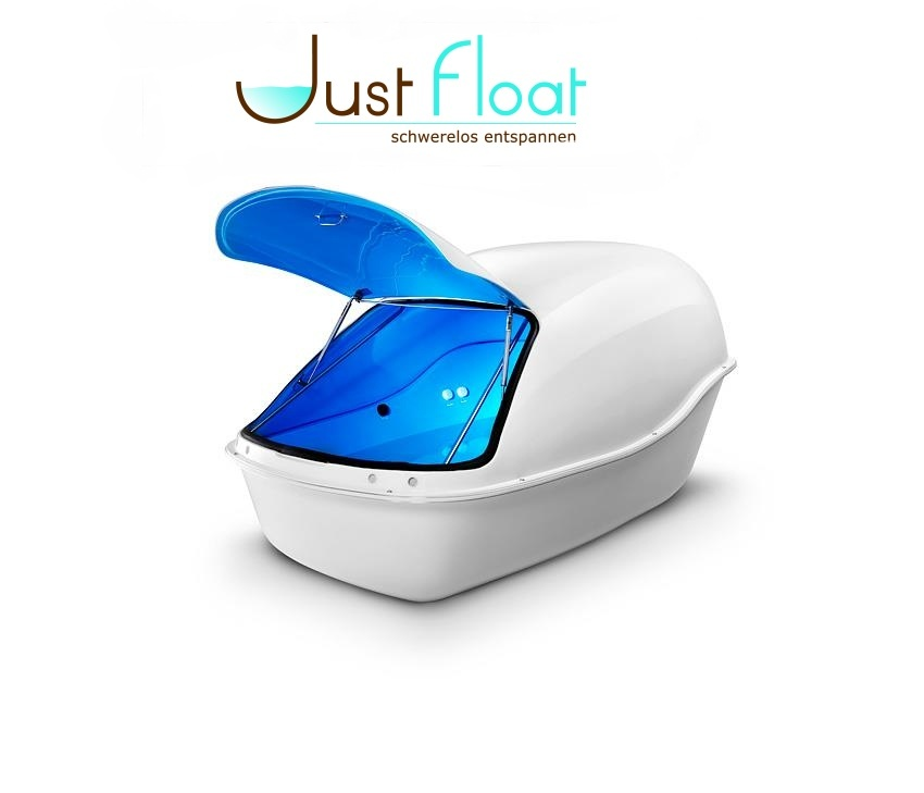 Floating Tank mit Logo